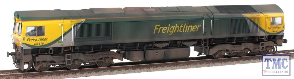 32-981 Bachmann OO 66 66416 Freightliner Powerhaul Parts 1 end TMC Weathered