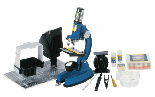 Microscopio didattico KONUS KONUSCIENZE zoom 1200x scuola studio 5020