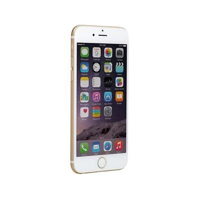 """Apple iPhone 6 16GB 4G LTE Unlocked Cell Phone, No Accessories 4.7"""" 1GB RAM Gold"""