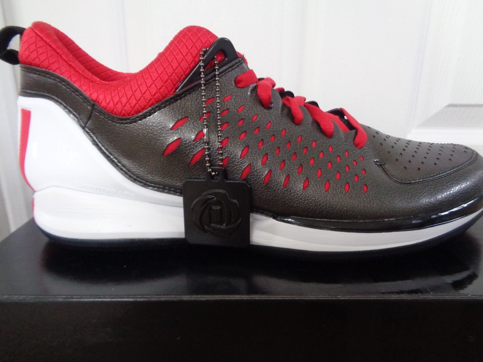 Bdidas D Rose 3 Low basketball shoes trainer G65745 uk 13.5 eu 49 1/3 us 14 NEW