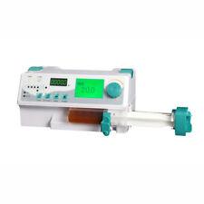 Byond Medical Single Channel Syringe Pump Lcd Display Audible Visual Alarm