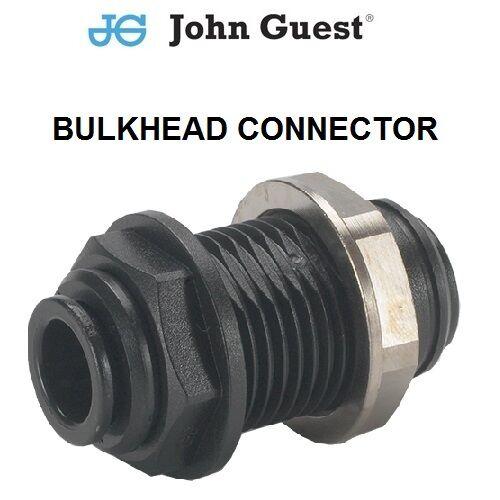 Agua JOHN GUEST de auténtica Jg Calidad Premium Neumático De Empuje En Accesorios Para Aire
