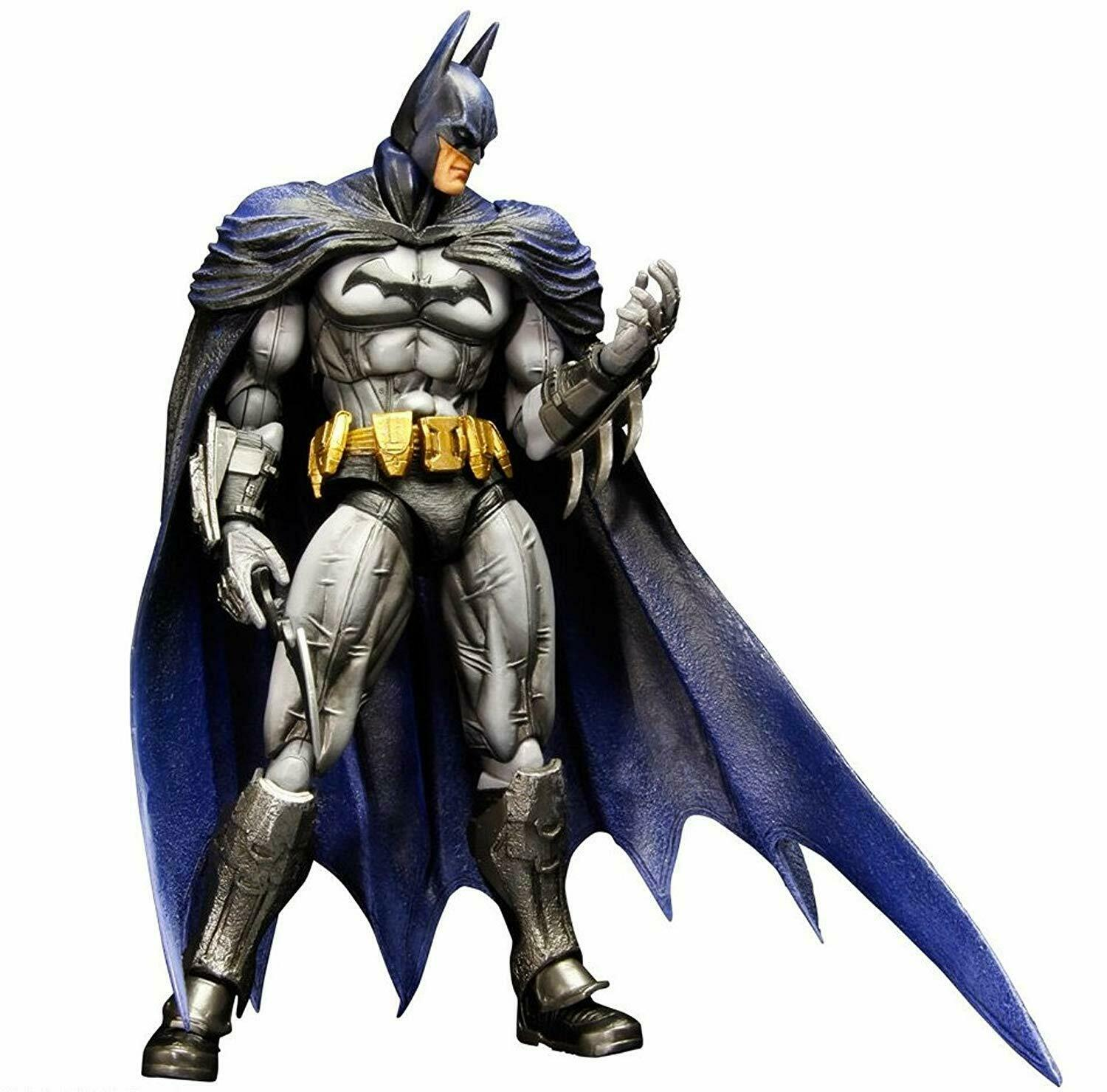 Batman  Arkham City (TM) Jugar Arts Kai Batman Figura De Acción Square Enix