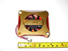 ASUS GeForce Radeon Video Graphics Card VGA GPU Cooler Cooling Fan 2Pin 80mm 8cm