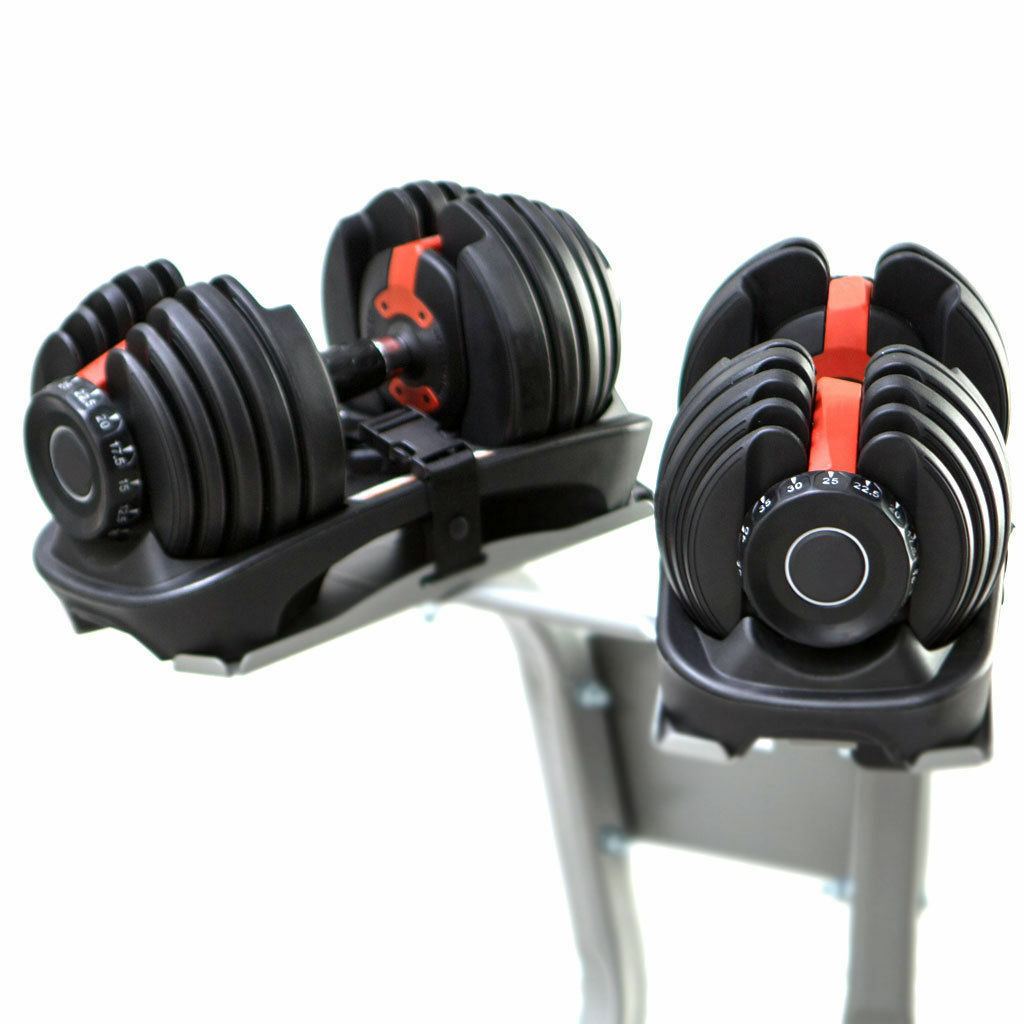 SPORTEQ manubri regolabili 24-40kg Set pesi Fitness selezionabili Palestra Fitness pesi Allenamento b168ec