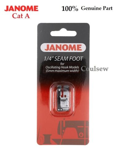 Parts Selection For Category A Machines Only 100/% Genuine//Universal Janome Feet