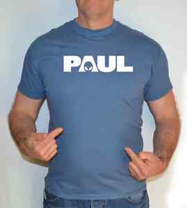 Paul-Cult-Pelicula-Pelicula-Simon-Pegg-Nick-Escarcha-divertido-camiseta