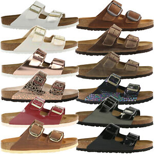Details about Birkenstock Arizona Shoes Sandals Slippers Womens Narrow and normal show original title