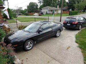 1996 Ford Probe LS Hatchback