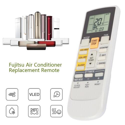 Telecomando sostitutivo climatizzatore Fujitsu 2X AR-RAH1E AR-RAH2E AR-RAH1U IT