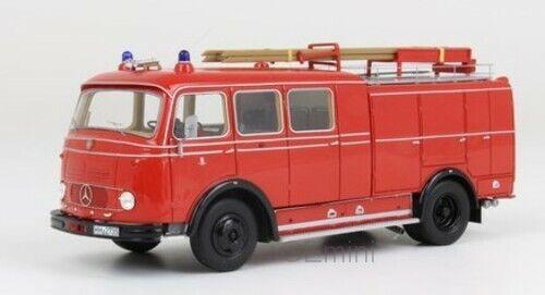 Mercedes lpko 311 pullman ltf16 fireman 1 43 neo