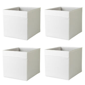 Ikea Drona 4 Set Fach Box Expedit Kallax Regal Kiste