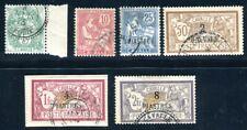 CAVALLE 1902 Yvert 10-11,13-16 gestempelt (K9714