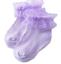 Kids-Children-baby-Girls-Summer-Lace-Frilly-Ruffle-Formal-Dress-short-Socks-0-9y thumbnail 4