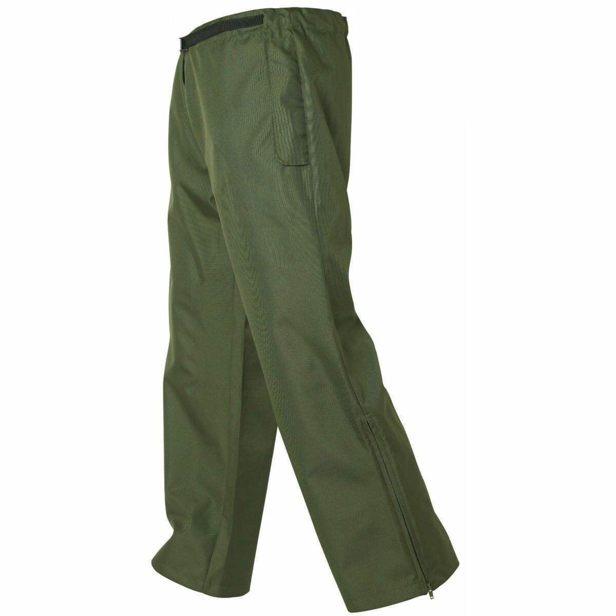 Alan Paine Corby Over-Trousers - Green