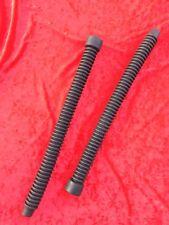 For US DIVERS VOIT LUNG Vintage scuba BLACK silicone hoses