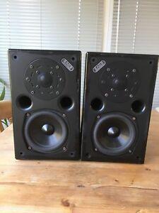 Acoustic-Energy-AE1-Series-II-Speakers-Studio-Monitor-Speakers-amp-Kimber-Kables