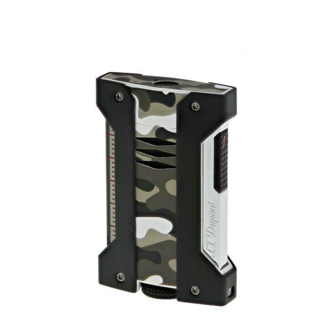 S.T.Dupont Defi Extreme Briquet Camouflage (021410) Tout Neuf Emballé