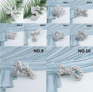 Fashion-Women-Rhinestone-Bow-Brooch-Pin-Wedding-Brooch-Jewelry-Accessories-Gift