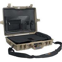 Pelican 1495cc1 Deluxe Notebook/laptop Computer Protector Case - Desert Tan