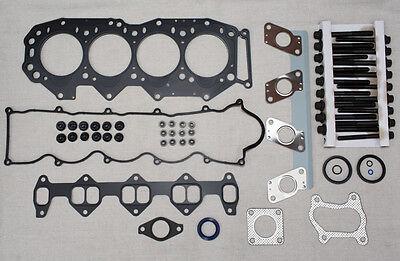 Mazda Bongo 2.5TD Diesel 95-06 Head Gasket Set  /& Head Bolts FREE NEXT DAY