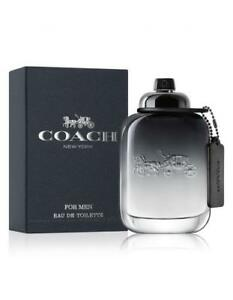 Coach-New-York-Cologne-for-Men-3-3-oz-100-ml-EDT-Spray-New-Retail-Sealed-Box