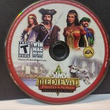 THE SIMS MEDIEVAL PIRATES & NOBLES (PC) DISC ONLY #8468