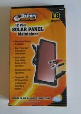 Strongway Amorphous Solar Panel Battery Maintainer Kit 2 Watts For Sale Online Ebay
