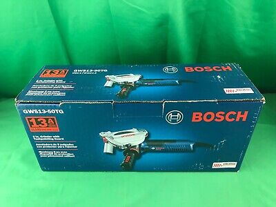 Bosch-GWS13-50TG 5 In Angle Grinder with Tuckpointing Guard
