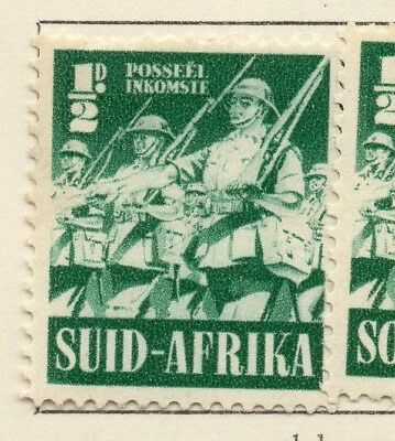 2019 Mode South Africa 1941-42 Early Issue Fine Mint Hinged 1/2d. 207317