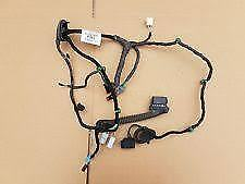 2004-2009 LAND ROVER DISCOVERY 3 NEAR SIDE FRONT DOOR WIRING LOOM YMM502092C