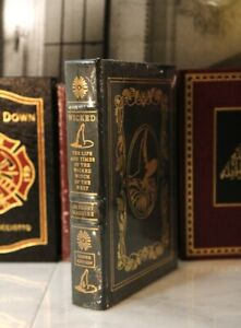 WICKED -25th ANNIVERSARY - Easton Press - Maguire🖋SIGNED EDITION🖋SEALED w/ BOX