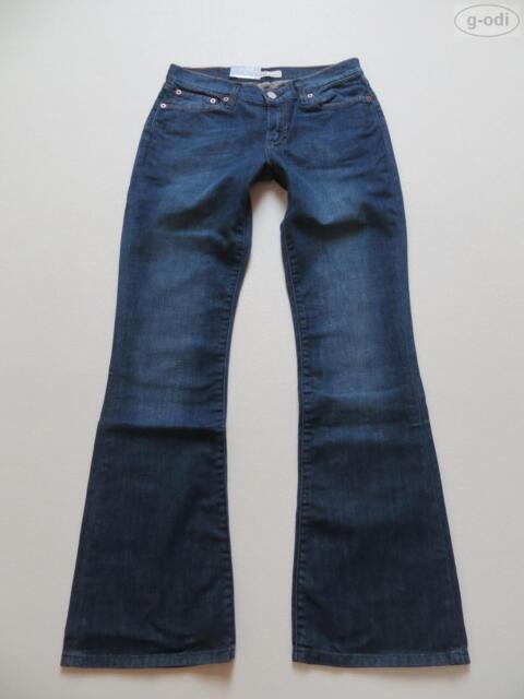 Levi's® 529 Booty Jeans Hose W 31 /L 34, NEU ! Dark washed, Stretch Denim, RAR !