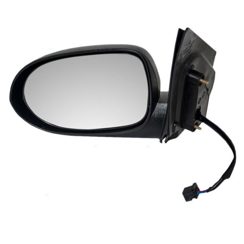 NEW LH POWER DOOR MIRROR W//OUT HEATED GLASS FOR 07-12 DODGE CALIBER CH1320265