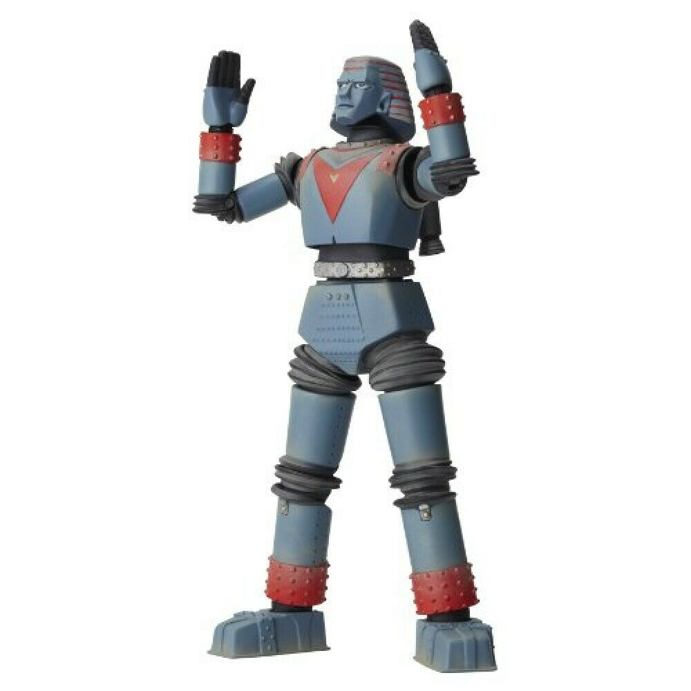 Sci-Fi Revoltech 009 Non-scale Giant Robo action Figure ABS PVC from JAPAN F S