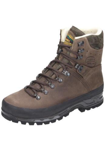 Meindl Island GTX marrón trekking botas noté botas de montaña 2816