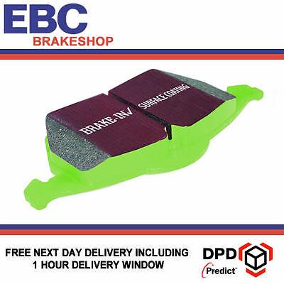 EBC GreenStuff Rear Brake Pads for Honda Accord 2.2TD Tourer CW3 08-15 DP21987