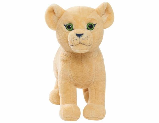 The Lion King Nala Jumbo Plush 2019 Version Child Kids Doll Stuffed Animal Gift