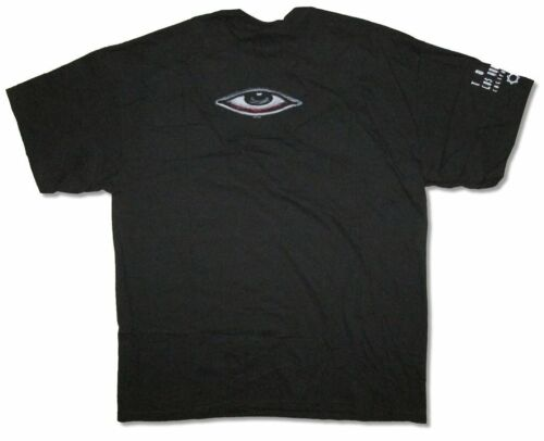 Tool Circle of Eyes Los Angeles CA Black T Shirt New Official