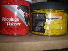 Velocity Veloplugs - a light weight rim tape alternative