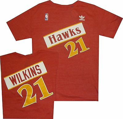 Dominique Wilkins Shirt; Dominique Wilkins Tee Shirt