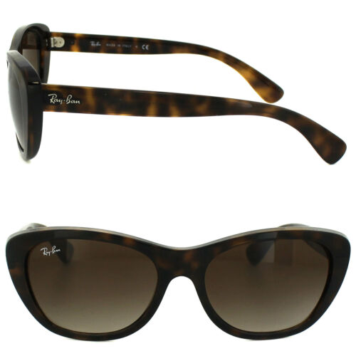 5d41b22c1f 1 sur 3Seulement 4 disponibles Ray-Ban Sunglasses 4227 710 13 Light Havana Brown  Gradient