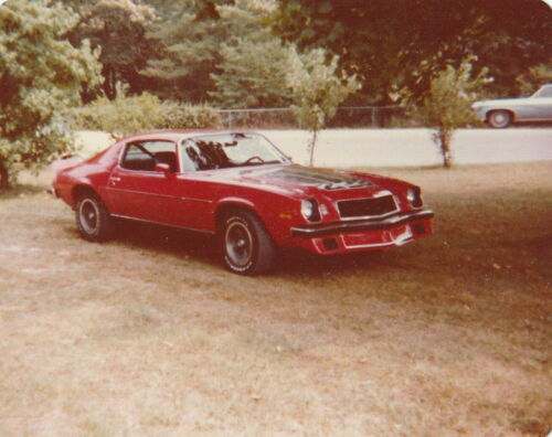 1974-1977 Chevrolet Camaro Showcars IROC Front Spoiler with Closed Ducts