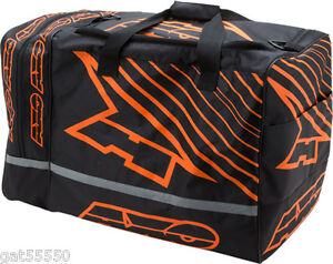 Image Is Loading Axo Kit Bag Boots Helmet Orange Ktm Enduro
