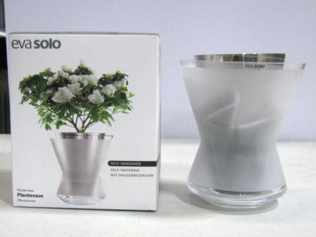 Eva Solo Planter Vase Deep Frost 11cm Discounted Ebay