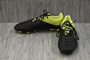 adidas-Copa-19-3-FG-BB8090-Soccer-Cleats-Men-039-s-Size-12-5-Black-Yellow
