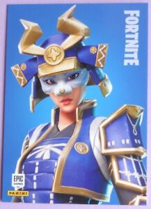 Trading Cards FORTNITE Serie 1: HIME # 270, Legendary Outfit