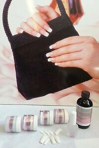 Image Is Loading Professional Advanced Acrylic Nails Kit Pack Nail Powder