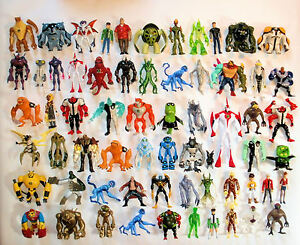 Ben-10-Action-Figures-10cm-CHOICE-of-Ultimate-Alien-Force-Omniverse-Bundle-Lot