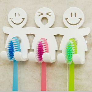 Toothbrush-Towel-Holder-Wall-Monted-Bathroom-Hanging-Suction-Cup-Stand-Hook-Set